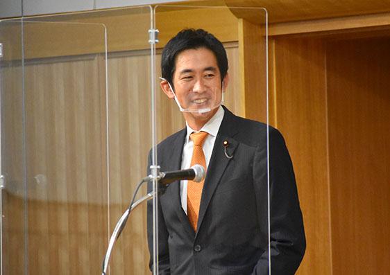「小林鷹之君と明日の日本を語る会(東京)」を開催しました